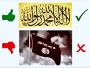 Kalimat Tahlil dan Bendera ISIS (1)