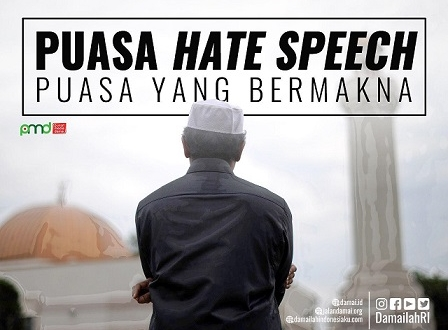 Puasa Hate Speech