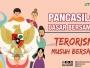 Pancasila Dasar Bersama Terorisme Musuh Bersama
