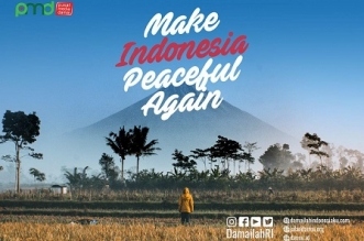 Make Indonesia Peaceful Again