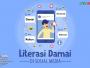Relawan Melenial: Menggerakkan Literasi Damai di Sosial Media