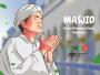 Masjid : Tempat Bermunajat Bukan Menghujat