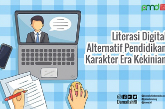 Literasi Digital, Alternatif Pendidikan Karakter Era Kekinian