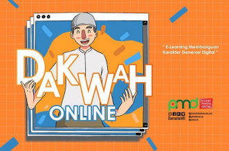 Dakwah Online: E-Learning Membanguan Karakter Generasi Digital