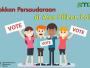 Pesta Demokrasi 2019: Letakkan Persaudaraan di Atas Pilihan Politik